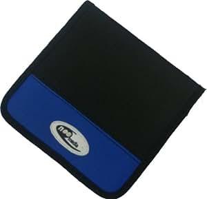Neo Media 24 CD DVD Wallet Nylon Carry Case/Disk Storage