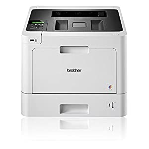 Brother HL-L8260CDW A4 Colour Laser Printer, Wireless, PC Connected and Network, Print and 2 Sided Printing