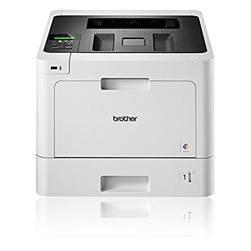 Brother HL-L8260CDW Colour Wireless Laser Printer, A4 Print, Duplex Two-Sided Printing