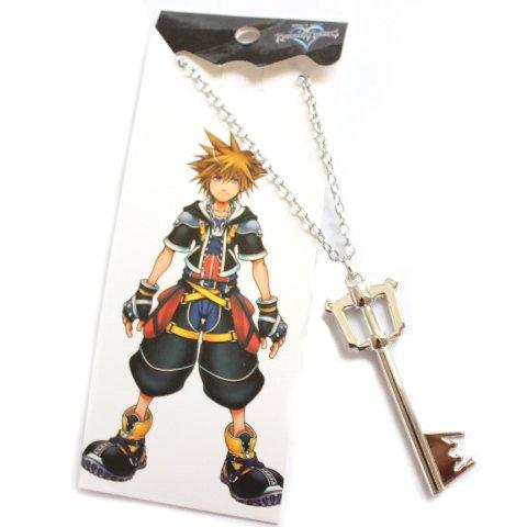 Kingdom Hearts - Schlüssel Halskette Anhänger Schmuck