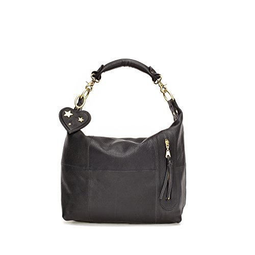 fab-by-fabienne-womens-fab-milky-way-bag-small-lh-baguette-handbag-black-shark-attack-black
