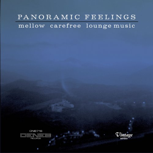 Panoramic Feelings (Mellow Carefree Lounge Music)