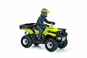 Schleich Quad with Driver Playset