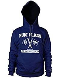 Fun With Flags Hoodie