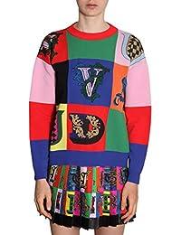 dd05ea61d2b8 Versace Collection Maglione Donna A82162a228458a7000 Viscosa Multicolor