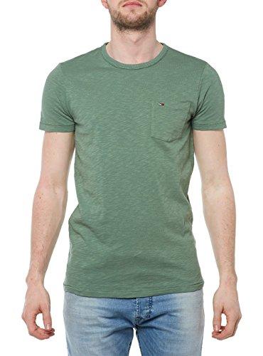 "Herren T-Shirt ""THDM Basic GMD CN Knit S/S 13"" Grün"