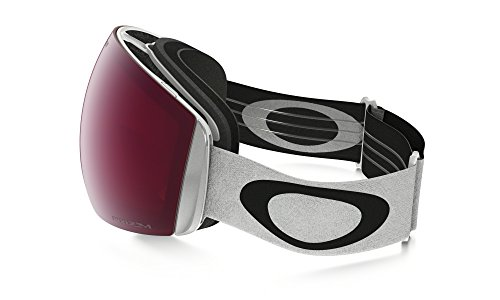 Oakley Flight Deck Xm Skisnowboard Mask, Unisex, Flight Deck Xm, Matte White Prizm Rose, One Size