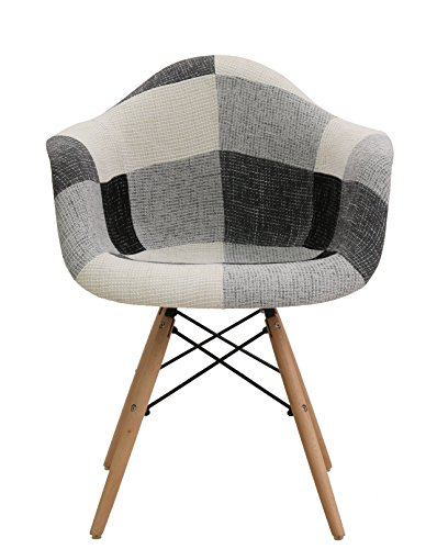 tap to expand - Chaise Scandinave Multicolore