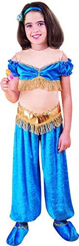 cu200086/128–Kostüm Kinder Jasmine 128cm 5/7Jahre ()