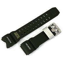 Casio gwg-1000–1A3Dark Green replacement Watch Band