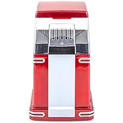 Pajoma máquina de palomitas de maíz 44931 para la diversión con aire caliente, altura 29,5 cm
