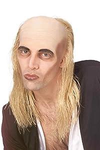 Riff Raff Bald Wig Rocky Horror Fancy Dress Costume New (peluca)