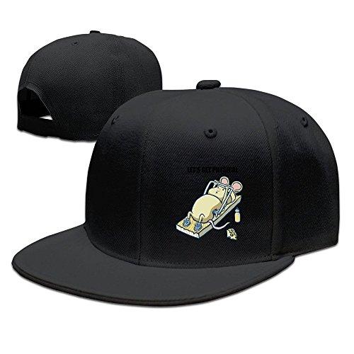 Runy Custom Let 's Get Physical sombrero y gorra de béisbol ajustable