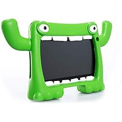 """Funda de silicona para tablet 7"""" (Verde y roja)"""