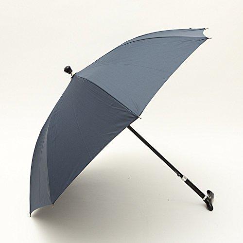 SSBY Giappone super rinforzato vecchio ombrello di canna bastone ombrelloni lungo bastone di slittamento alpinismo regalo,blu navy - Navy Blue Slittamento