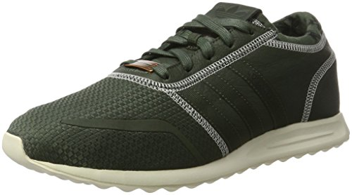 Shoes Los Angeles Shadow Green S16-St/Core Black/Chalk White 2016 Adidas Originals Vert