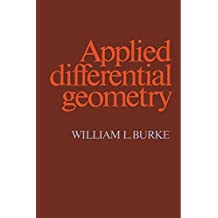 Applied Differential Geometry
