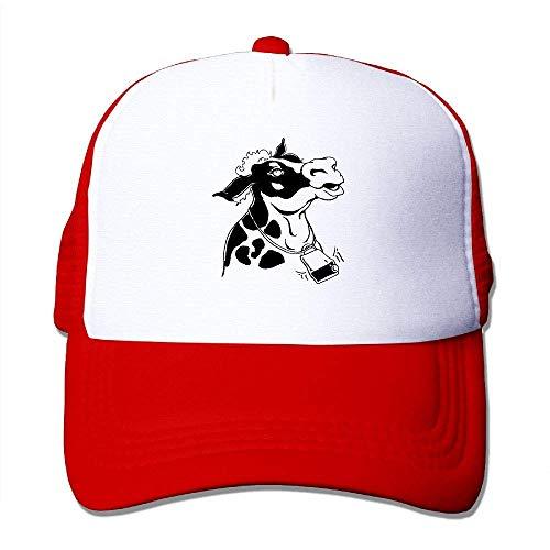 Voxpkrs Cattle Dog Unisex Baseballmützen Sport Tag Hut Waschen Flache Kappe Q8S3S402
