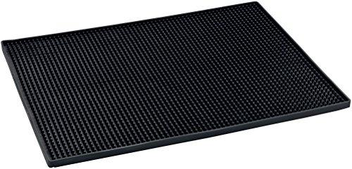 Wenko 54701100 Abtropfmatte Maxi, Trocken-Matte für Geschirr, Thermoplastischer Kunststoff (TPR),...