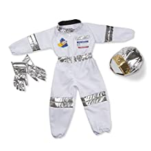 Melissa and Doug Astronaut Role-Play Costume Set (Frustration-Free Packaging)