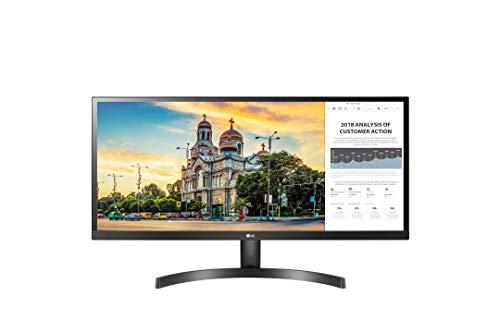 LG Electronics Monitore 29WL50S-B.AEU, schwarz,