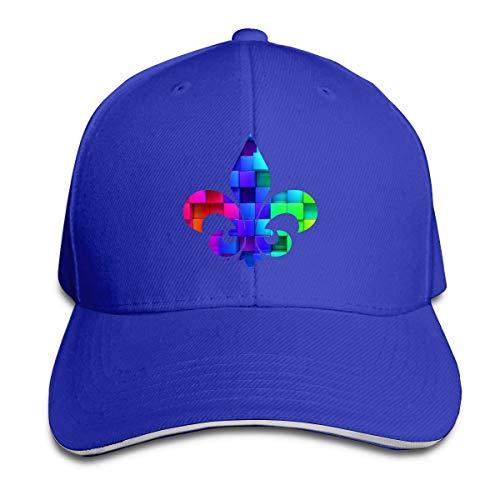 Baseball Caps Unisex Adjustable Trucker Style Hats ()