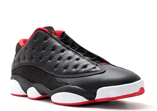 AIR JORDAN 13 RETRO LOW 'BRED' - 310810-027 - SIZE 11 - 11 Retro Air Jordan Size 13
