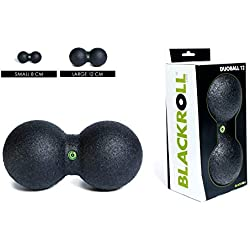 BLACKROLL® DUOBALL 12 Faszienball - das Original. Selbstmassage-Ball für die Faszien, Größe 12 cm