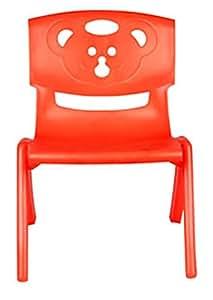 Sunbaby Magic Bear Chair, Single Piece (Red)