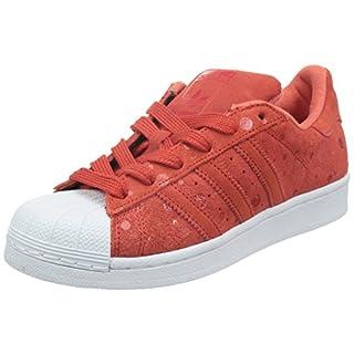 Sneaker adidas damen adidas Sneaker superstar rot | Schuhelover f8c621