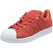 Amazon.it  adidas superstar rosse donna 3bc28d5c78b