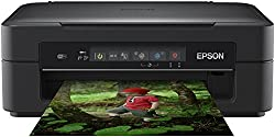 Epson Expression Home Xp-255 Small-in-one Printer With Wi-fi, Black