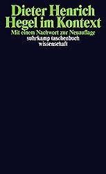 Hegel im Kontext (suhrkamp taschenbuch wissenschaft)