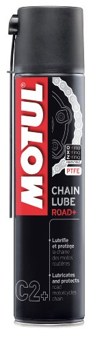 Motul 103008 C2+ Chain Lube Road Plus, 400 ml