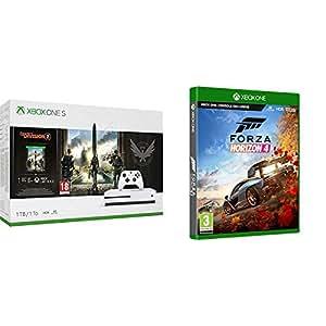 Xbox One S 1TB Division console + Forza Horizon 4