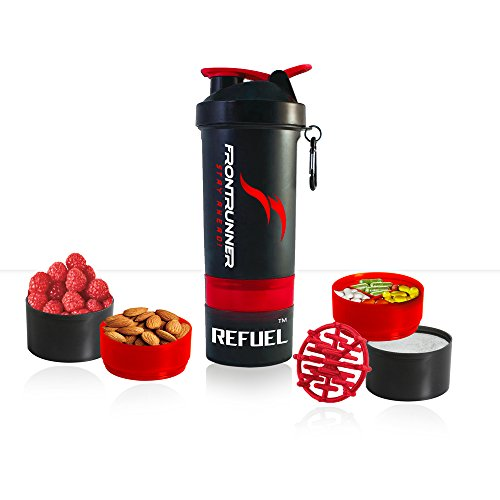 The Refuel Shaker - Hungry Wolf Series - Protein...