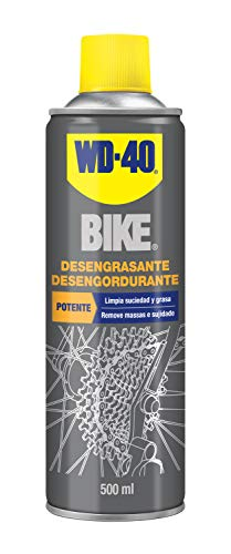 Desengrasante bicicleta - WD-40 BIKE - Spray 500ml