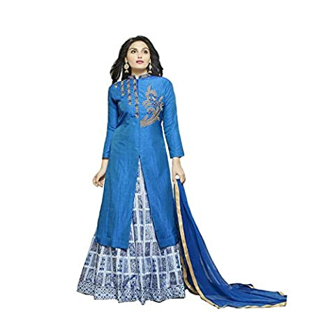 Designer Women Dress Bridal Indian Ceremony Party Wear Lehenga AnarkalI Shalwar Kameez Suit 8126