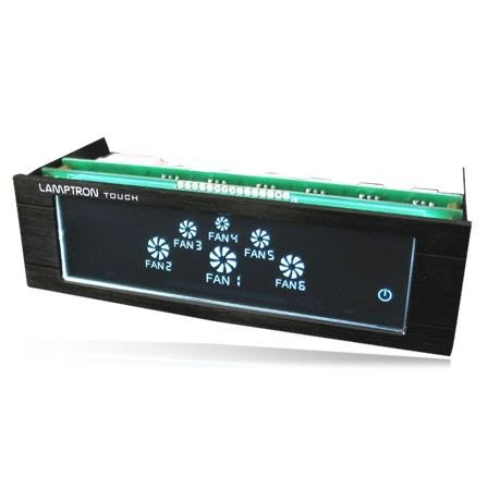 lamptron-fc-controle-pour-ventilateur-noir