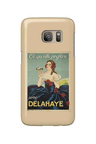 delahaye-vintage-poster-artist-vila-france-c-1935-galaxy-s7-cell-phone-case-slim-barely-there