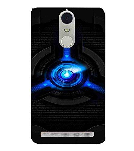 Space, Black, Space Van, Amazing Pattern, Printed Designer Back Case Cover for Lenovo K5 Note :: Lenovo Vibe K5 Note Pro