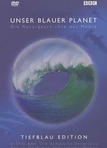 Unser blauer Planet (Tiefblau Edition) [Special Edition] [4 DVDs]