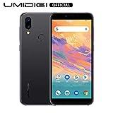 UMIDIGI A3S (2020) Android 10 Smartphone ohne Vertrag günstig, Handy mit 5.7 Zoll HD+ Full-Screen Diaplay, LED Benachrichtigung, 2GB+16GB(256GB erweiterbar), 12MP Dual Kamera, 5G WiFi, Dual SIM, Grau