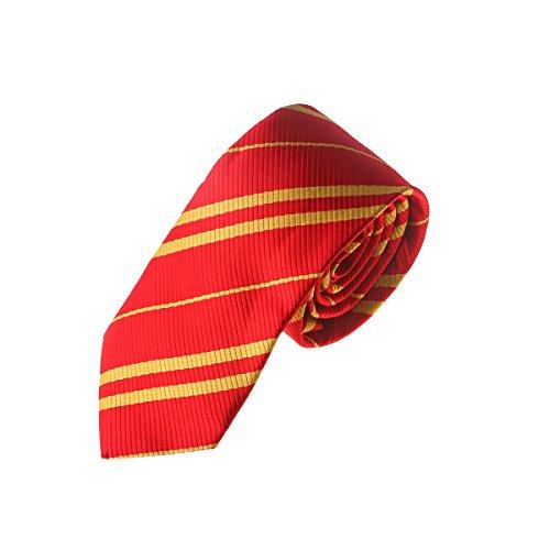 Dizaul Gestreifte Krawatte