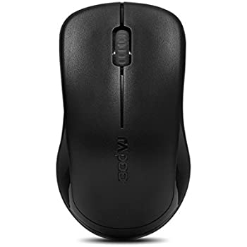 97a8f8ef3d7 Amazon.in: Buy Rapoo 1620 Wireless Optical Mouse (Black) Online at ...