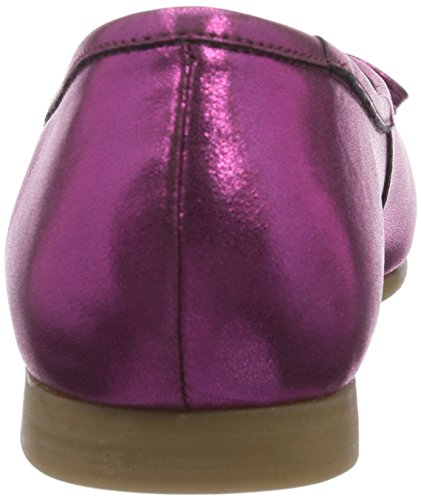 Andrea Conti 0599411028, Ballerine Donna Rosa (Pink (pink 028))