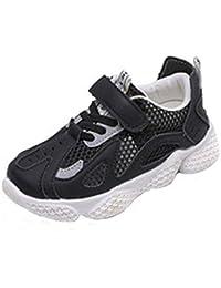 Shoes Sandalias de Malla Transpirable para niños, Zapatillas de Malla Transpirables, Zapatillas Ligeras para niños y niñas, Zapatillas Deportivas de Tenis para Correr