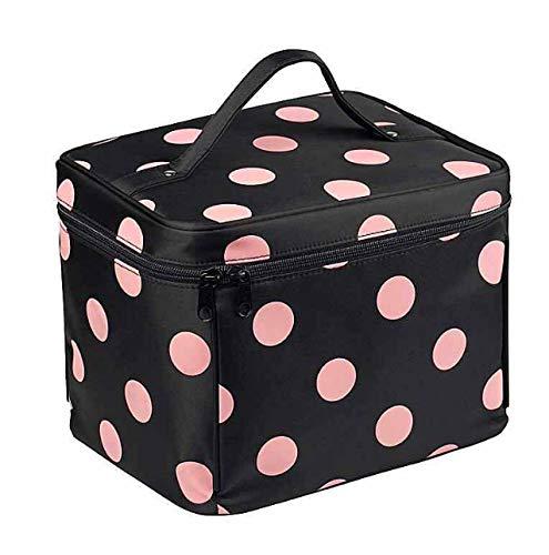 Make-up Tasche Hersteller maßgeschneiderte Abstellgleis Welle Punkt Make-up Tasche -