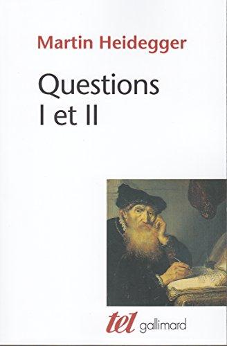 Questions I et II