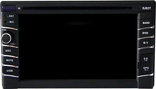 Preisvergleich Produktbild Gowe Android Quad Core GPS Navigation 15,7cm Universal Auto DVD-Player 179* 101mm mit GPS/Radio/RDS/Bluetooth/3G/WIFI/USB/SWC/Mirrorlink
